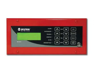 Secutron MR-2644R 1 Loop Annunciator Panel (Addressable)