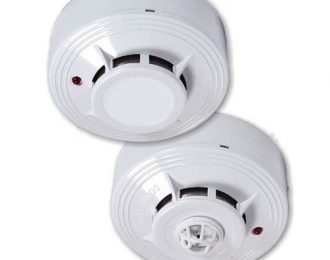 Secutron SD-2WP Photoelectric Smoke Detector