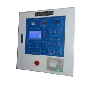 master control fire alarm hooseki 1 loop addressable