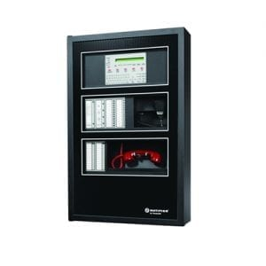 Notifier Master Control Panel 2 Loop NFS2 640E
