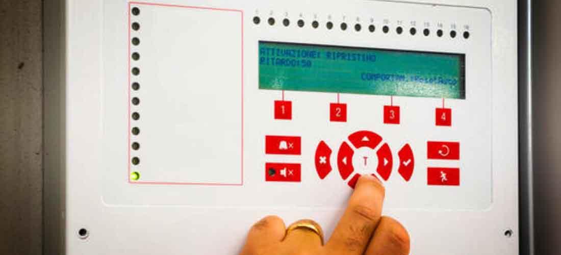 disttributor jual panel fire alarm addressable